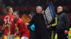 Manchester United Substitution