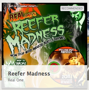 Thanks Spotify?